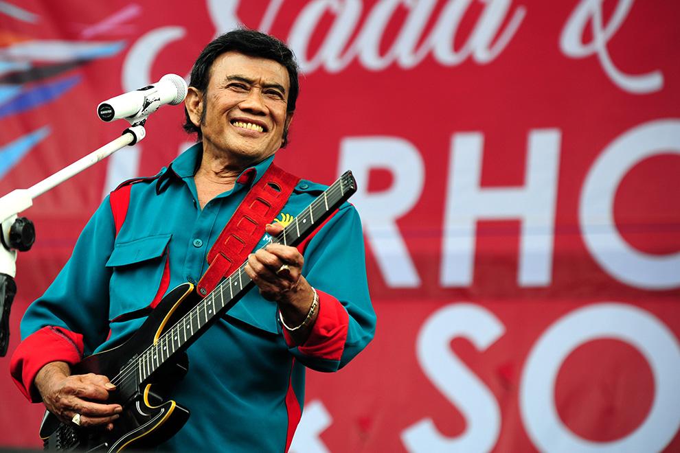 Para Pedangdut Indonesia yang Berprestasi di Kancah Internasional