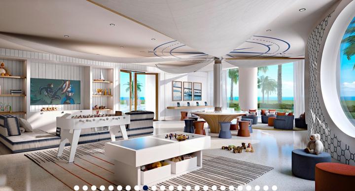 Apartemen Mewah Alexis Sánchez di Miami