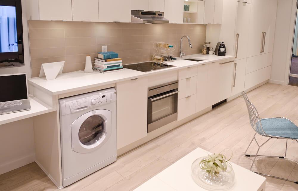 3 Tips Ubah Tampilan Ruang Cuci Baju Tampak Baru