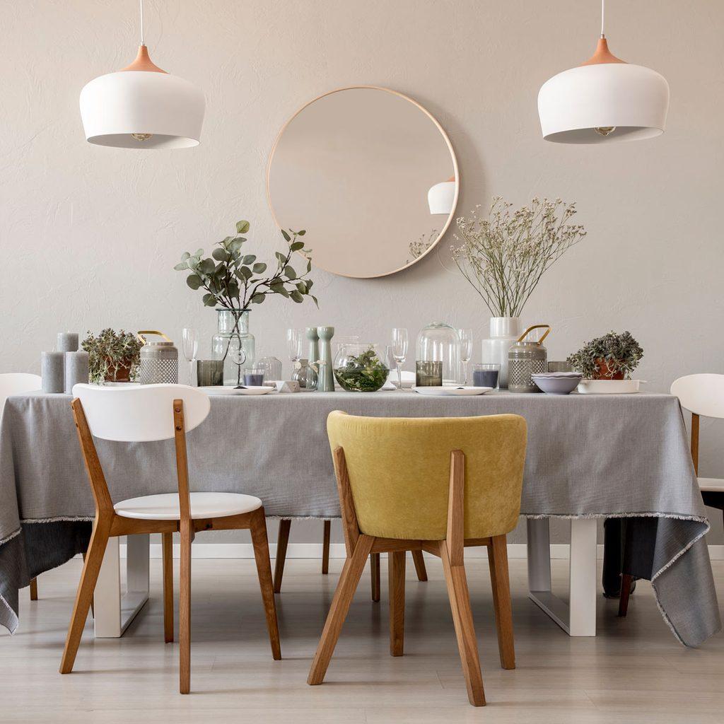 5 Tips Menata Ruang Makan agar Tak Membosankan
