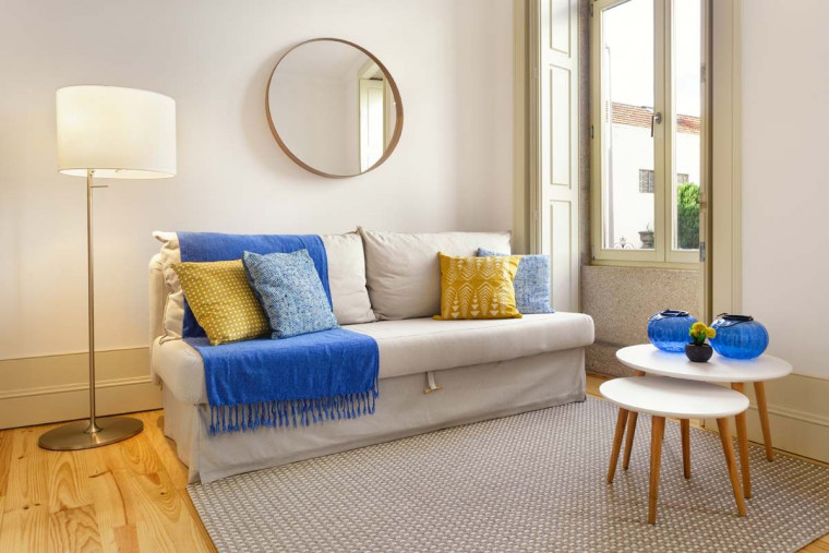 6 Warna Cat Dinding Rumah Bikin <i>Mood</i> Lebih Ceria