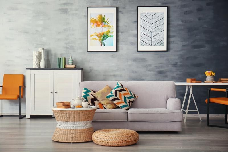 5 Desain Ruang Tamu Kekinian