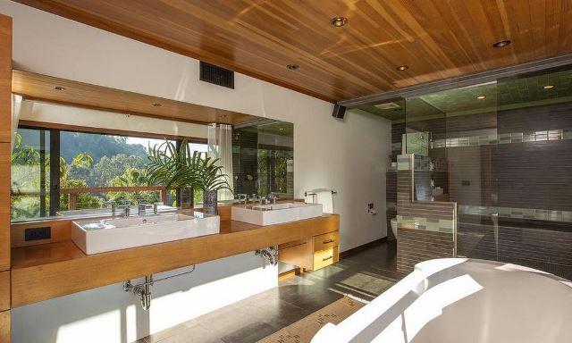 Rumah Aktris Black Panther Dilengkapi Pemandangan Ngarai
