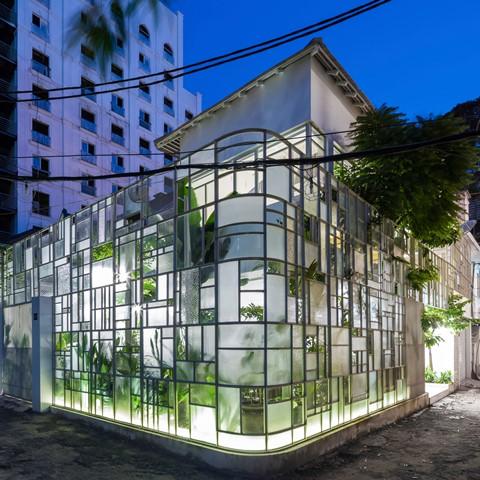 5 Hunian Hijau dengan Desain Unik di Vietnam