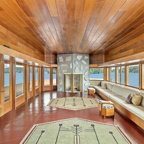 Rumah Karya Frank Lloyd Wright Dijual Rp185 Miliar