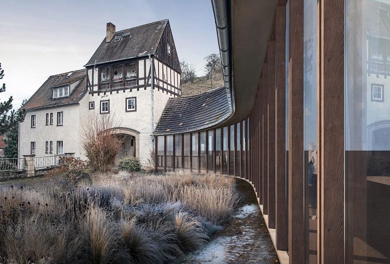 Rumah Bekas Anggota Nazi Diubah Jadi Akademi Desain