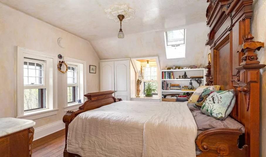 Rumah Masa Kecil Eleanor Roosevelt Dijual