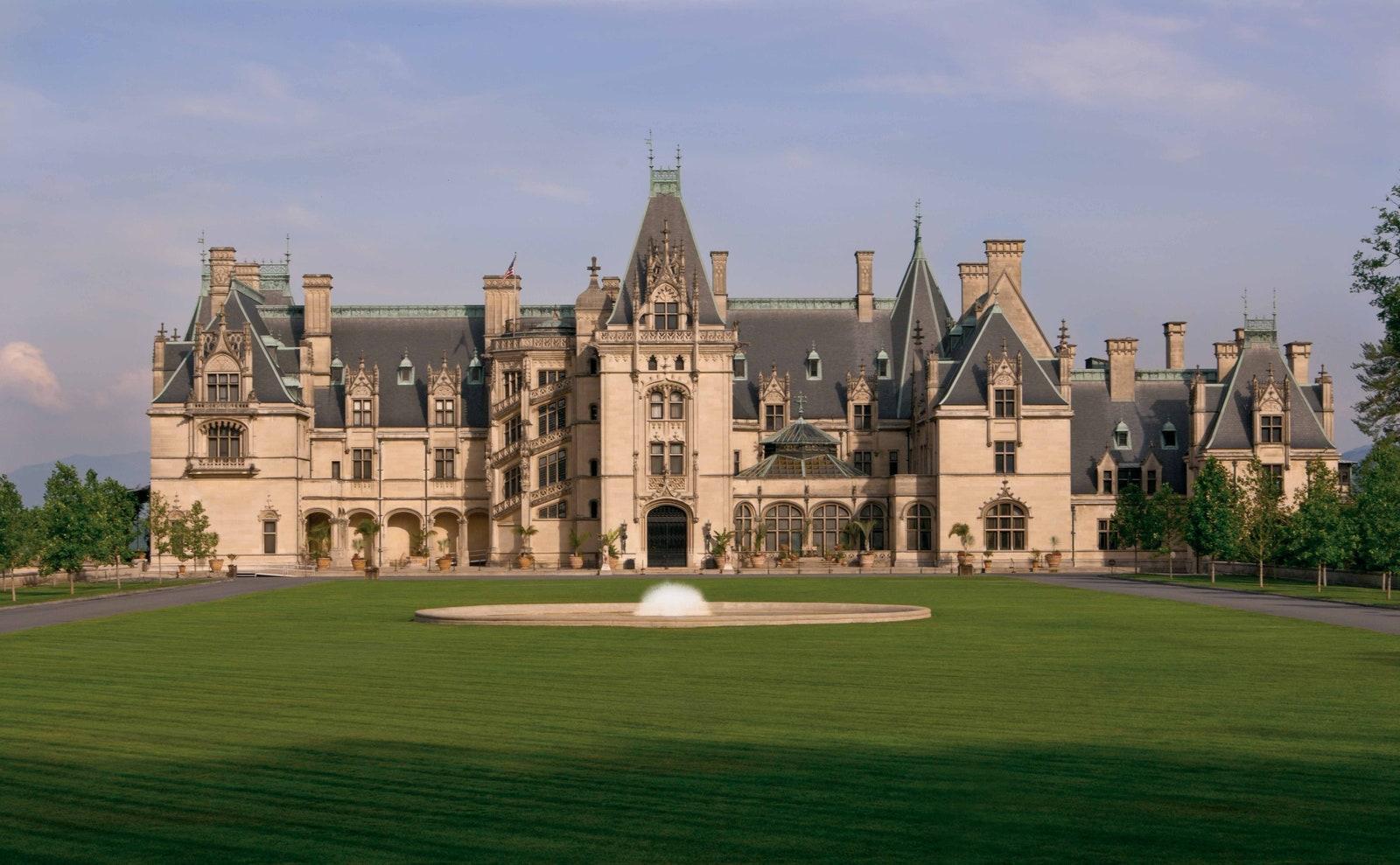 5 Rumah Bersejarah di Amerika