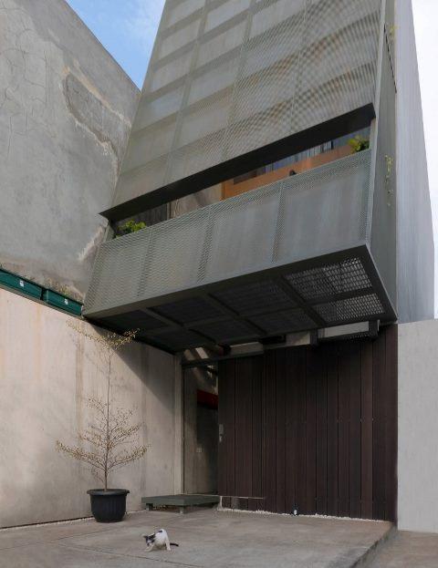 Inspiratif! Desain Hunian Sempit di Jakarta Selatan