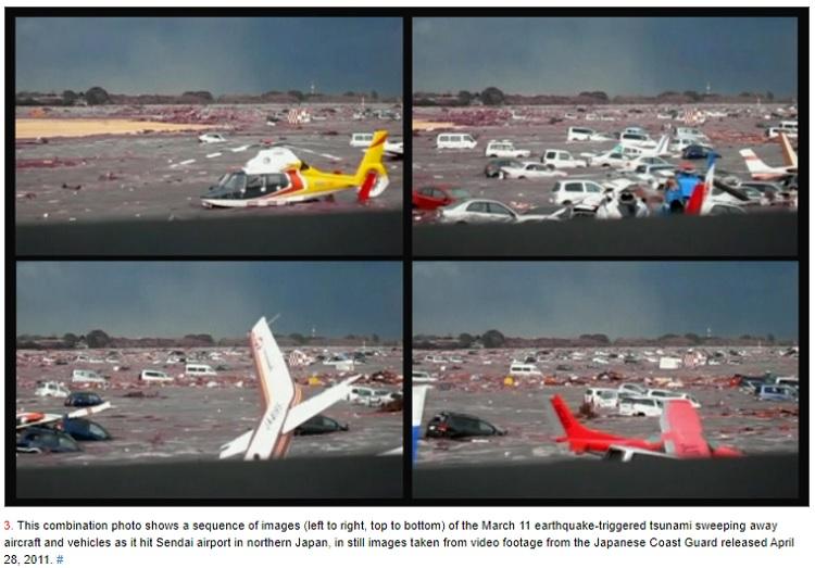 [Cek Fakta] Video Puluhan Mobil dan Pesawat Hanyut Dalam Banjir Bandang di China? Ini Faktanya