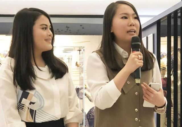Sabrina dan Elena Bensawan, Sedari Muda Berbuat Banyak bagi Bangsa
