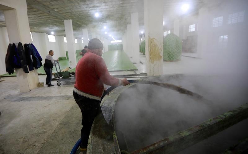 Kemunculan Aroma Sabun Bukti Kembalinya Geliat Usaha di Suriah