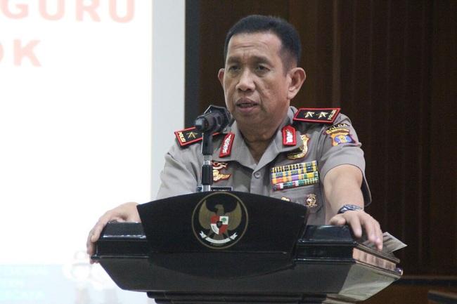 Pak Polisi ke Panggung Politik