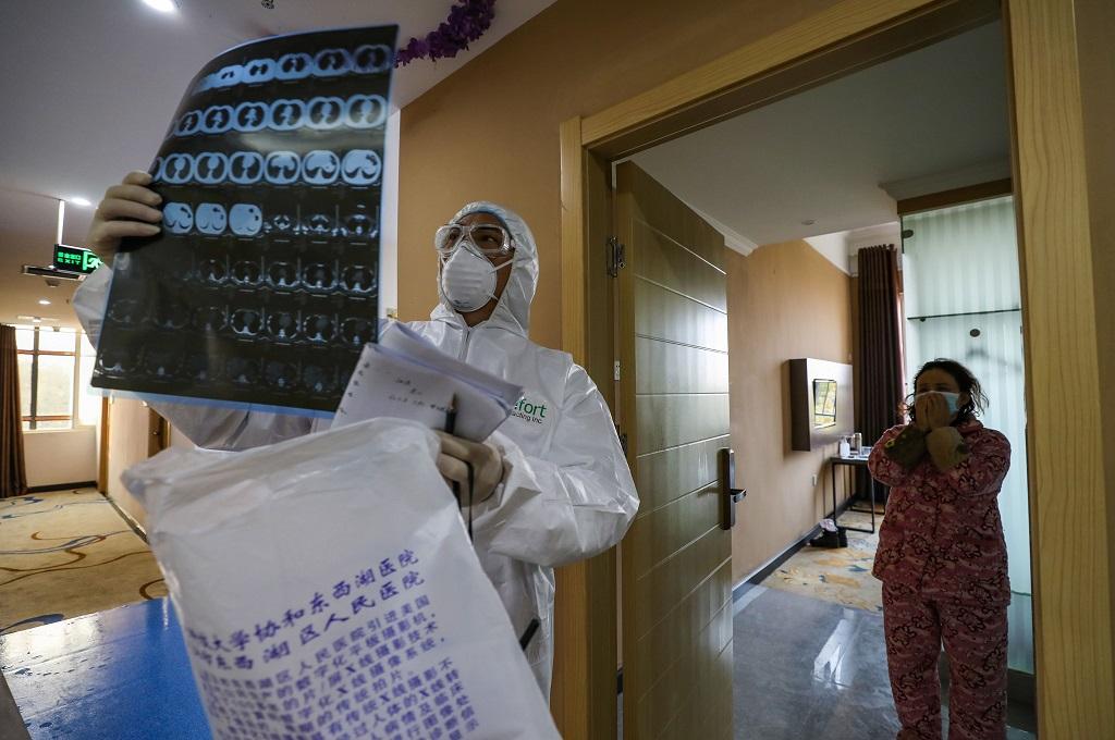 Kemenkes Diminta Merespons WNI Terpapar Korona di Singapura