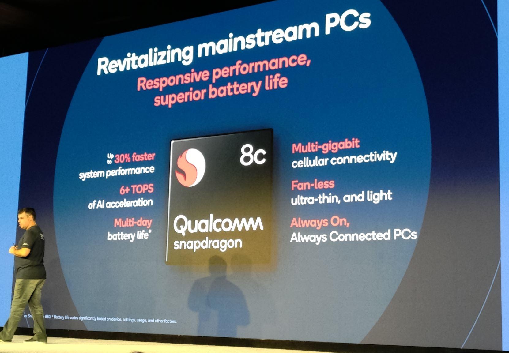 Dua Chipset Anyar Qualcomm untuk Laptop
