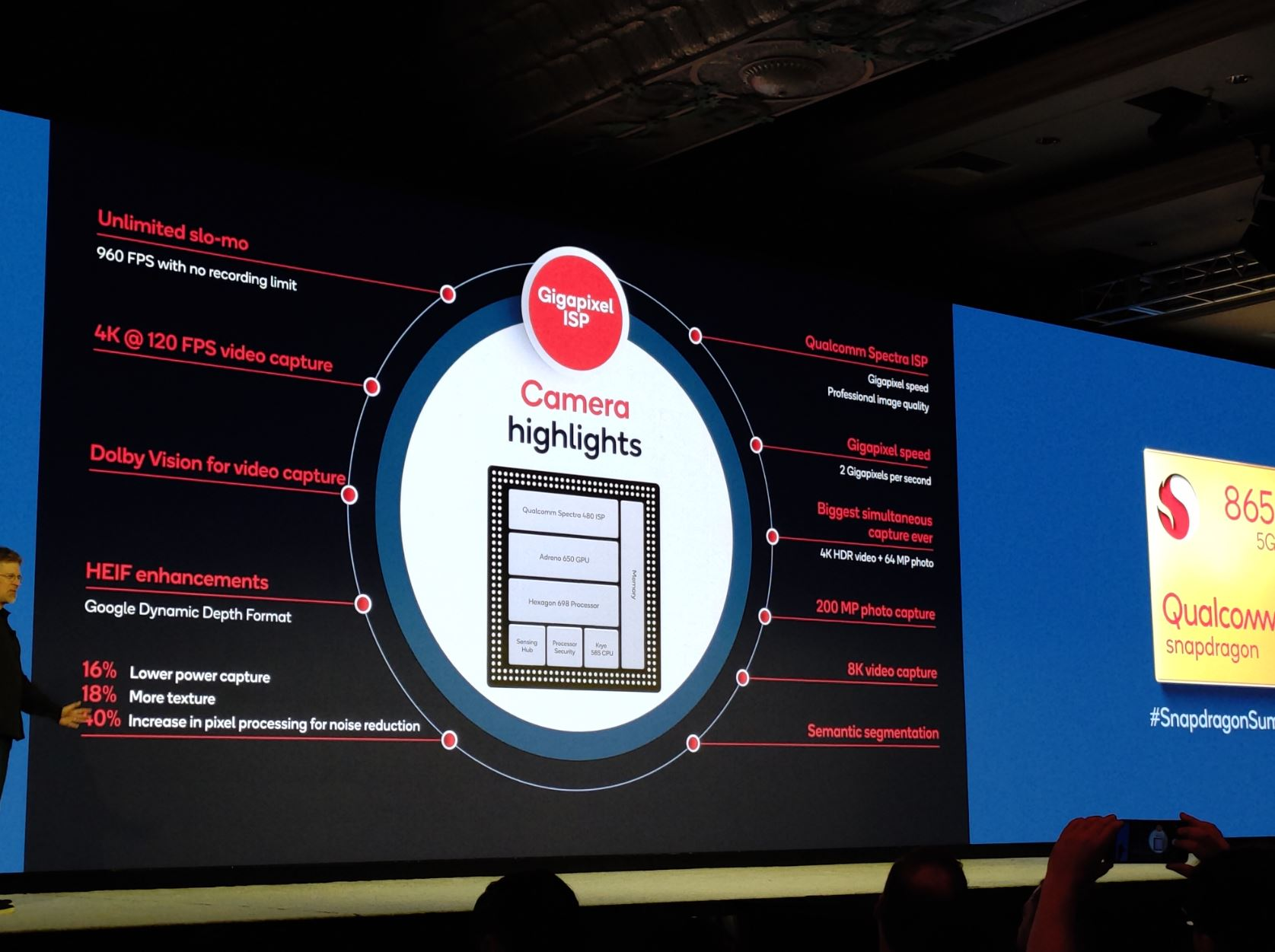 Snapdragon 865, Bawa 5 Kamera Sampai RAM 16GB