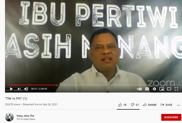 [Cek Fakta] Hilangnya Patung Soeharto dan Tokoh Militer lainnya di Makostrad Indikasi TNI Disusupi PKI? Ini Faktanya
