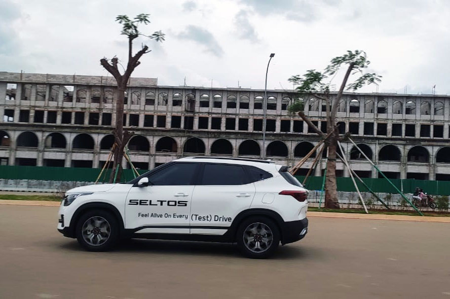All New Kia Seltos, Cocok Sebagai SUV Kaum Urban