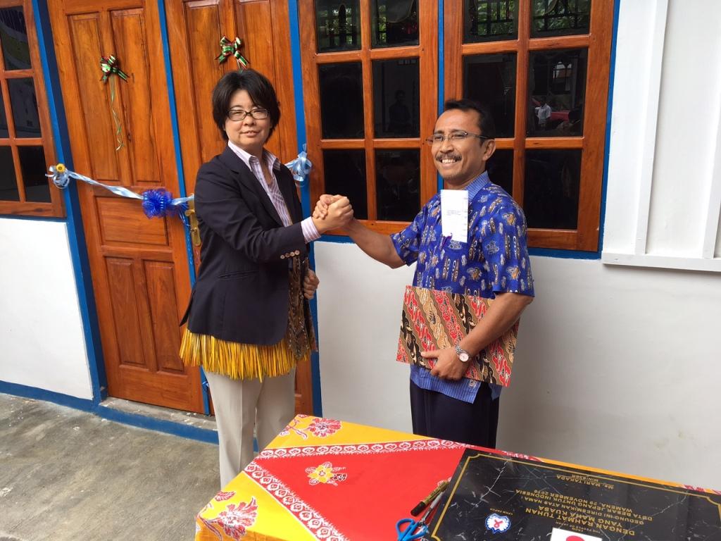 Kerja sama RI-Jepang Merawat Penderita HIV AIDS di Papua 8a4f6c8f64