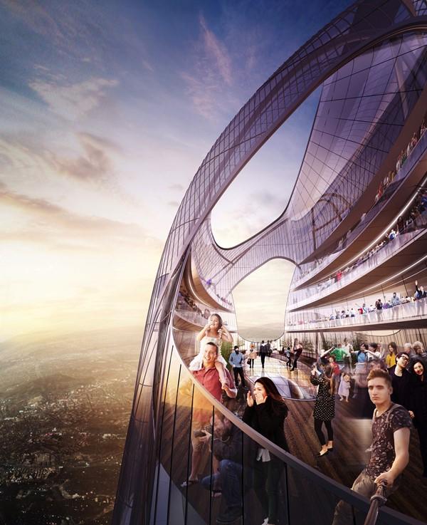 Shenzhen Tambah Koleksi Gedung Tertinggi