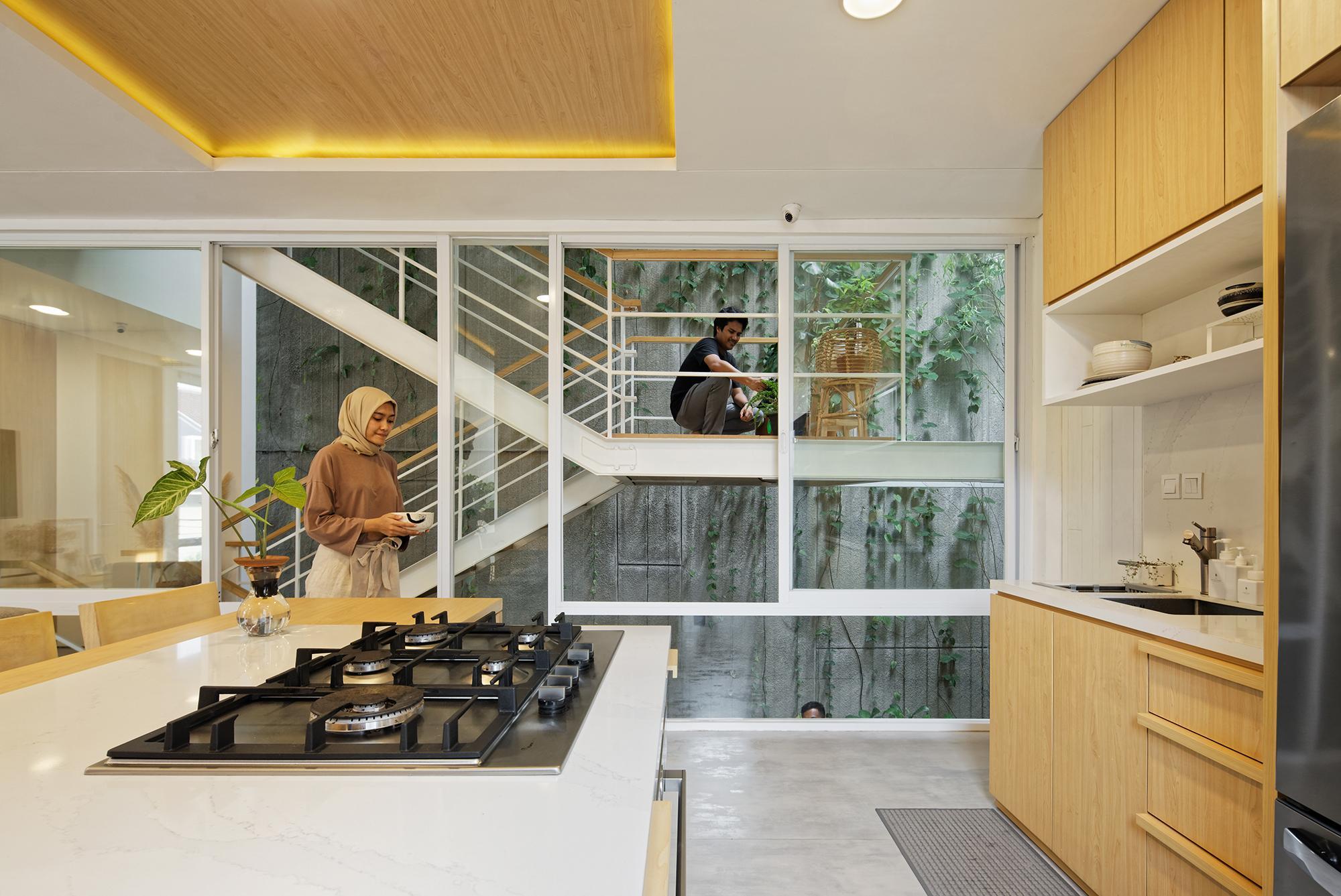 Ster House, Solusi Rumah di Lahan Terbatas