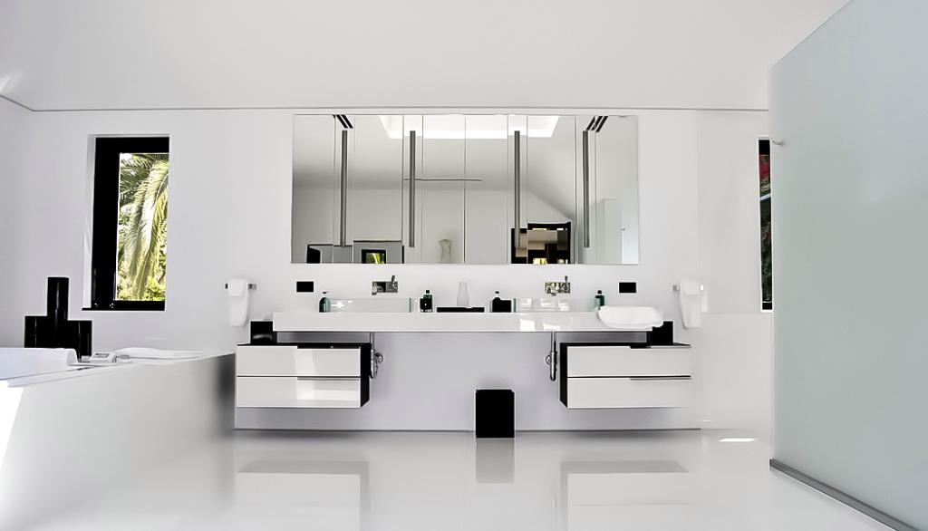 Rumah Hitam-Putih Simon Cowell yang Dijual Rp371 Miliar
