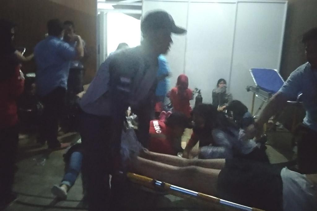 Insiden Konser Stray Kids di Jakarta, Sejumlah Orang Terjepit dan Pingsan