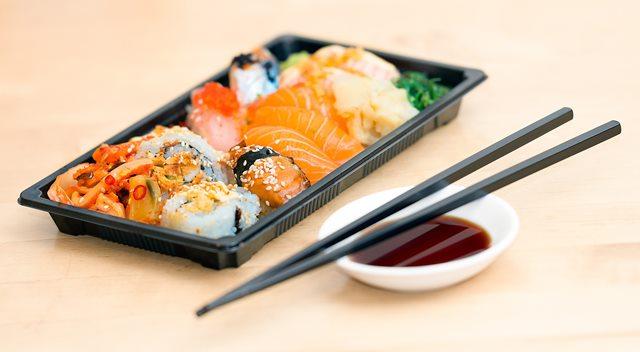 Tips Mengonsumsi Sushi bagi Anak