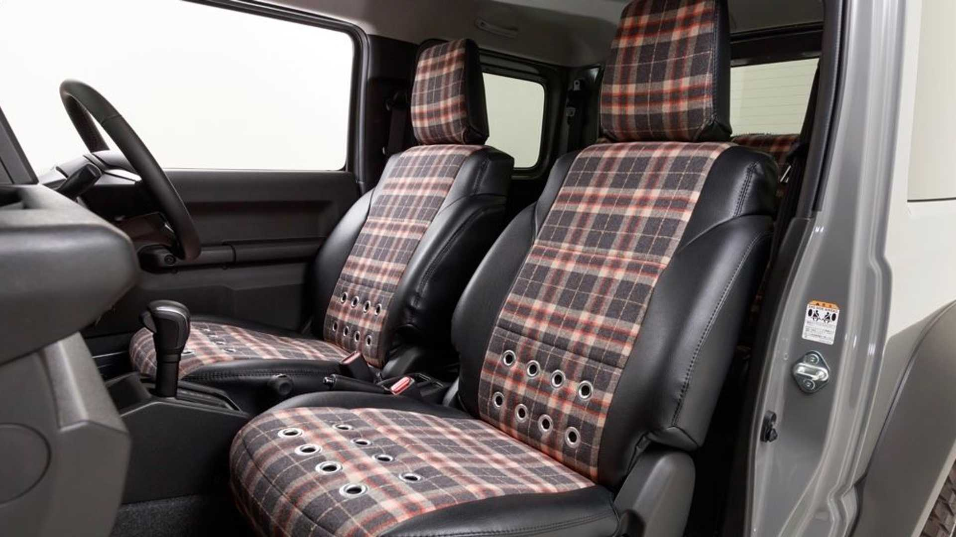 DAMD Ubah Tampang Suzuki Jimny jadi Land Rover Defender