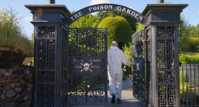Masuki The Poison Garden, Taman Paling Beracun di Dunia