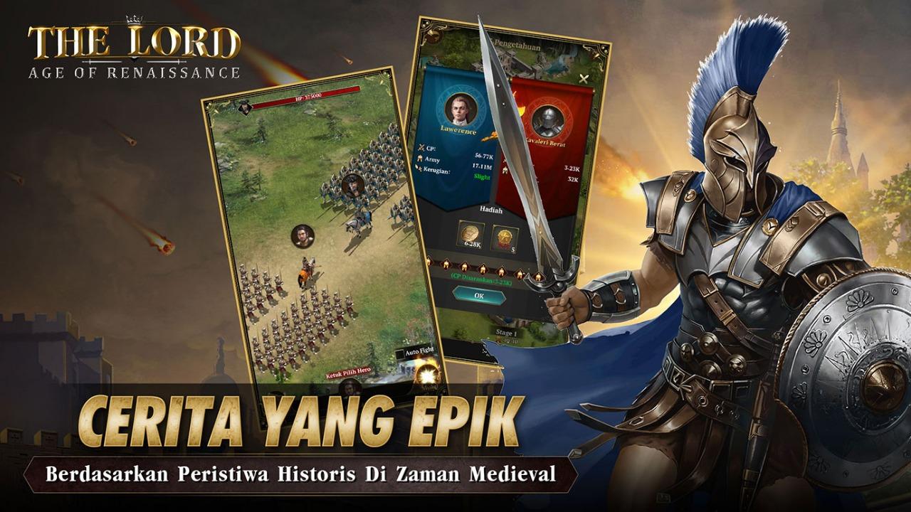 Gravity Game Link Siapkan Game Mobile Terbaru, Latar Kerajaan Medieval