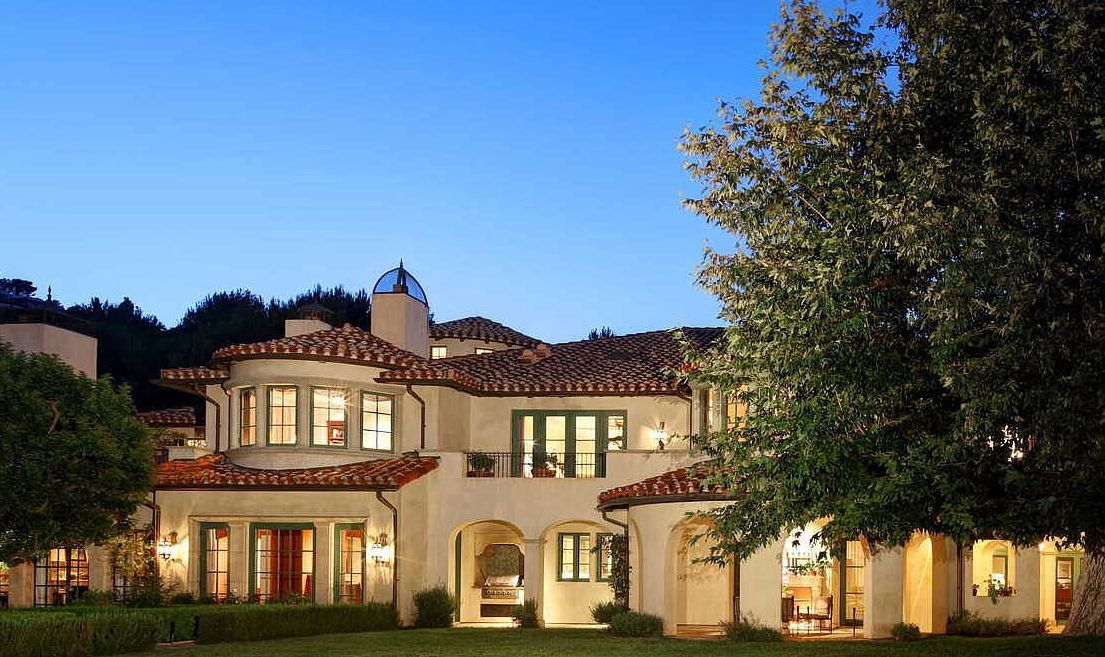 Rumah Baru The Rock Seharga Rp403 Miliar Punya Fasilitas Super Mewah
