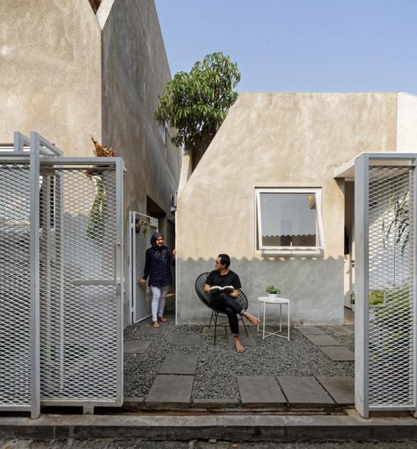 The Twins, Rumah 'Tumbuh' yang Raih Penghargaan Internasional