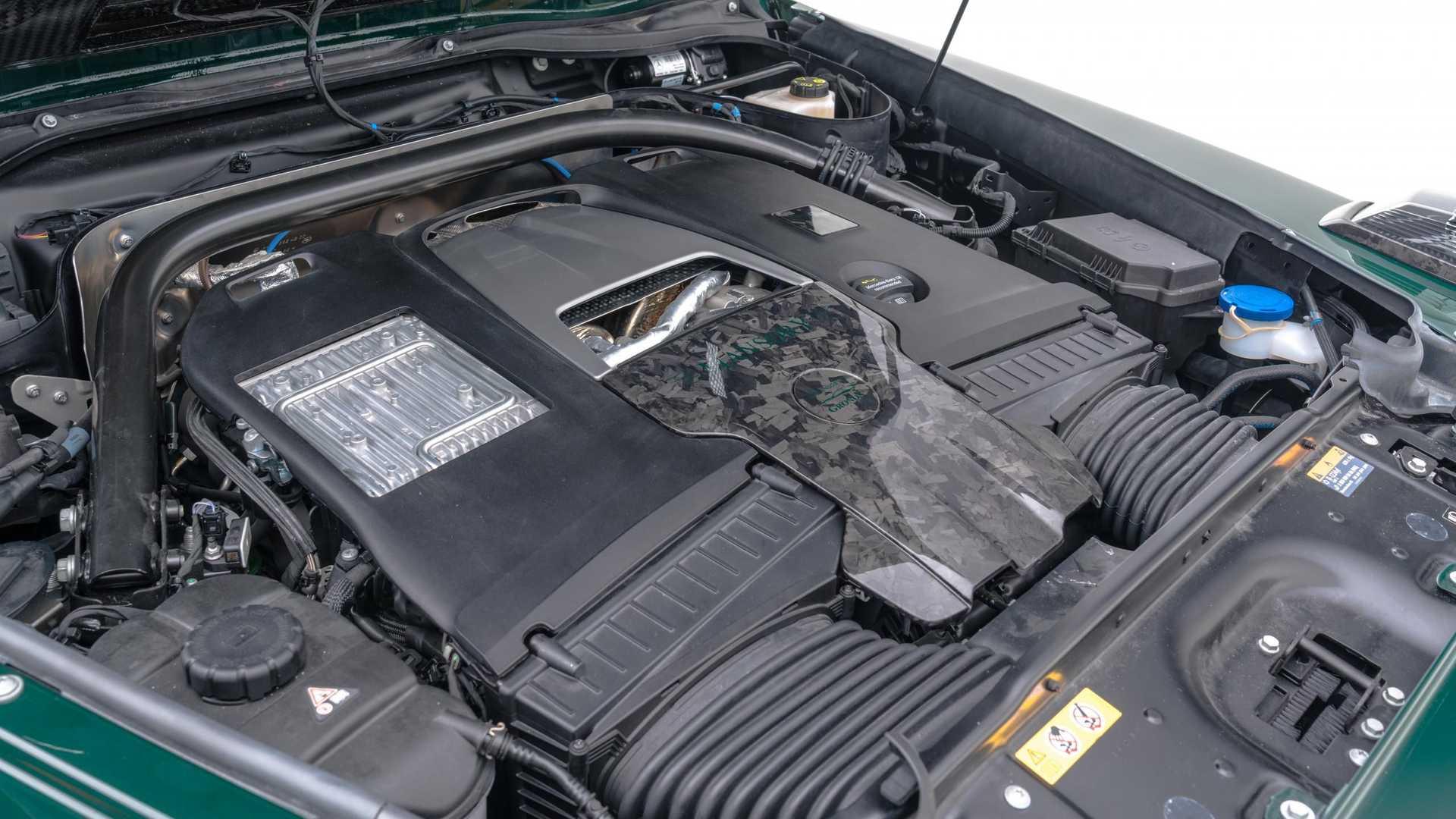Mercedes-AMG G63 Gronos Galak Menyalak