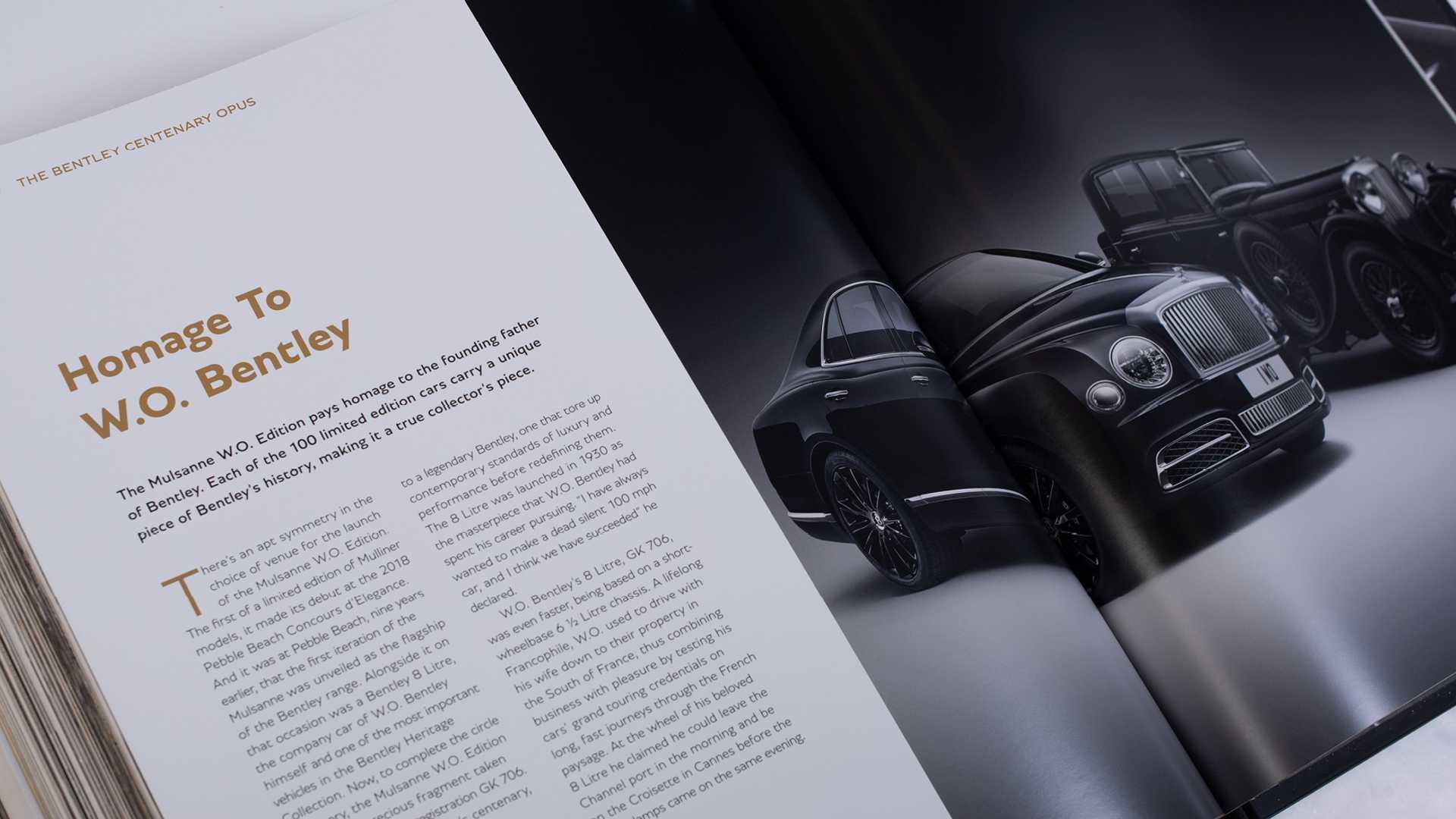 Bentley Rilis Buku Seharga Rp3,6 Miliar, Apa Istimewanya?