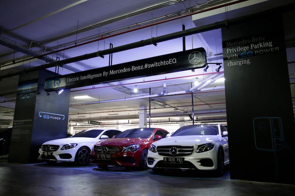 Penjualan Mercedes-Benz di Indonesia Berhasil Asapi BMW