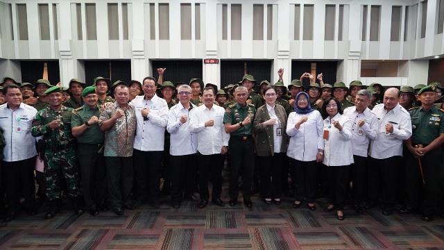 Menkes Terawan Imbau Nusantara Sehat Turunkan Stunting