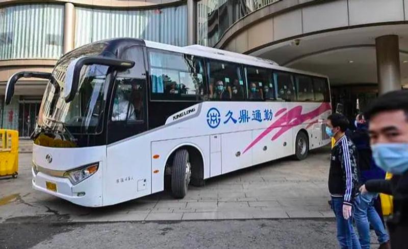 Disorot Perhatian Dunia, Tim WHO Memulai Penyelidikan Covid-19 di Wuhan