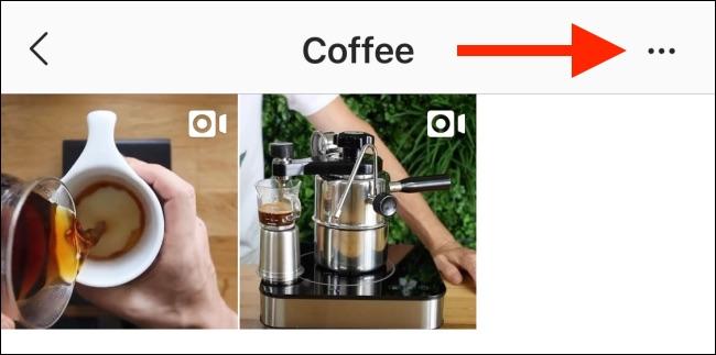 Cara Hapus Unggahan Instagram yang Dikoleksi di Akun
