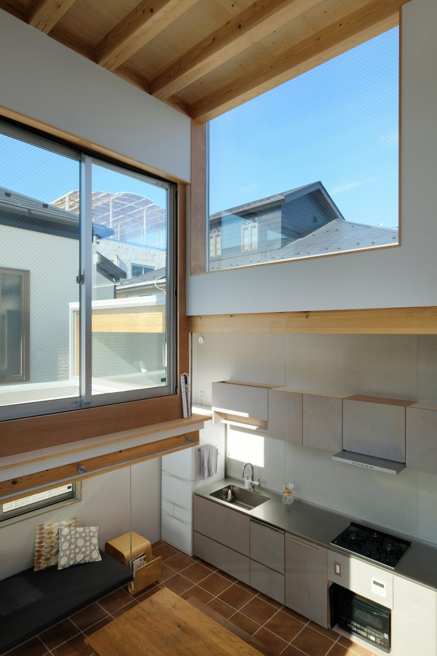 Inspirasi Desain Rumah Mungil di Daerah Padat Penduduk