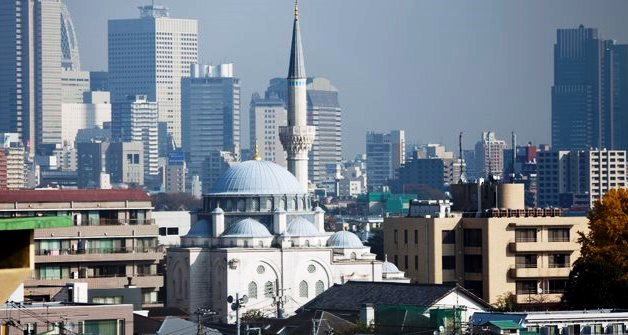 Tokyo Camii, dari 'Ottoman' untuk Jepang