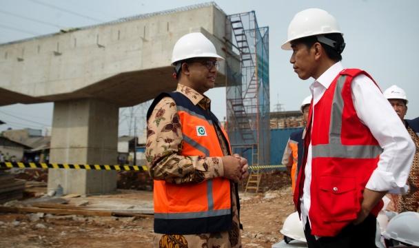 PII: Evaluasi Proyek Infrastruktur Sudah Mendesak