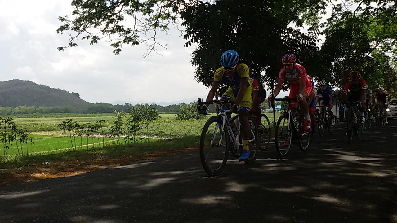 Pembalap Selandia Baru Kuasai Etape 2 Tour de Banyuwangi-Ijen