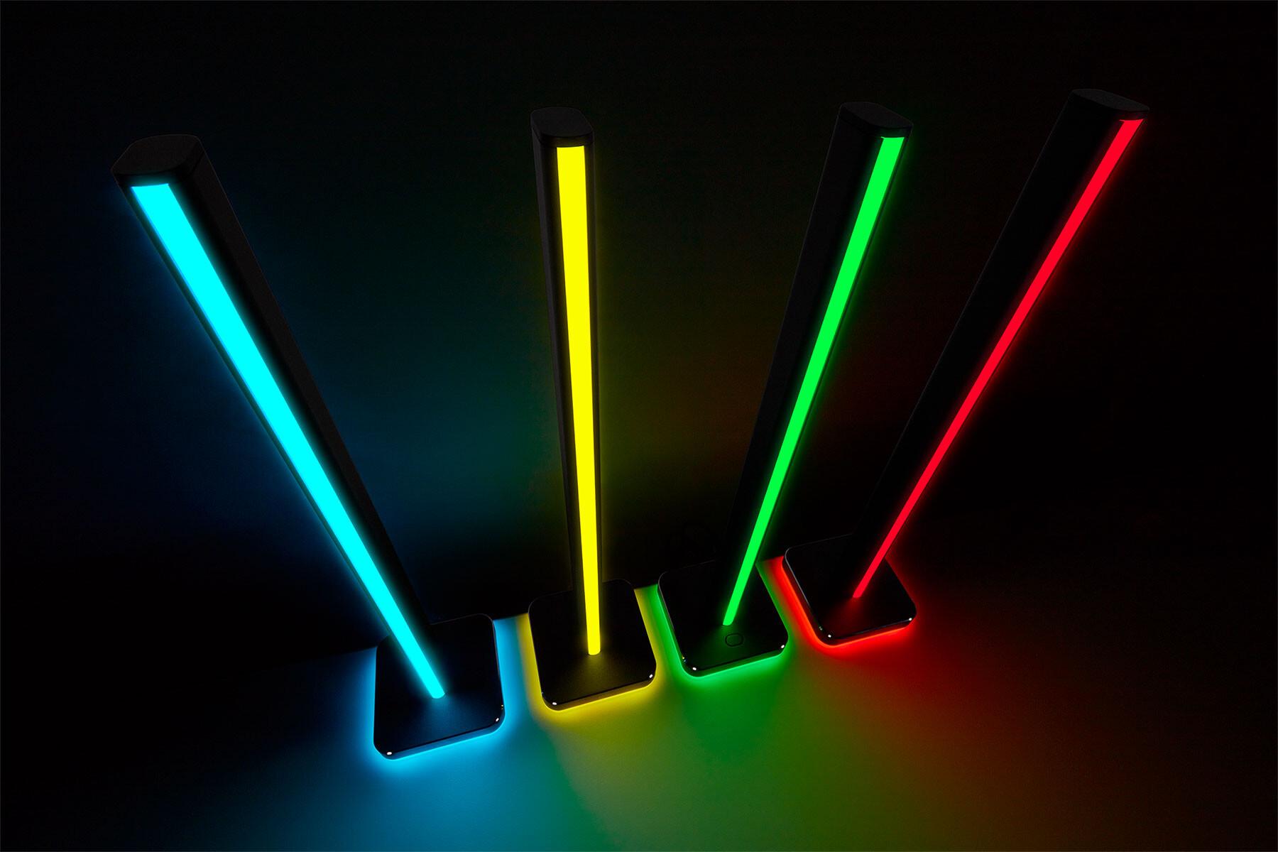 Corsair Punya Aksesori Pemancar RGB iCue LT100