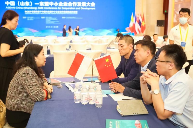 UKM Indonesia Promosikan Keunggulan di Shandong, Tiongkok