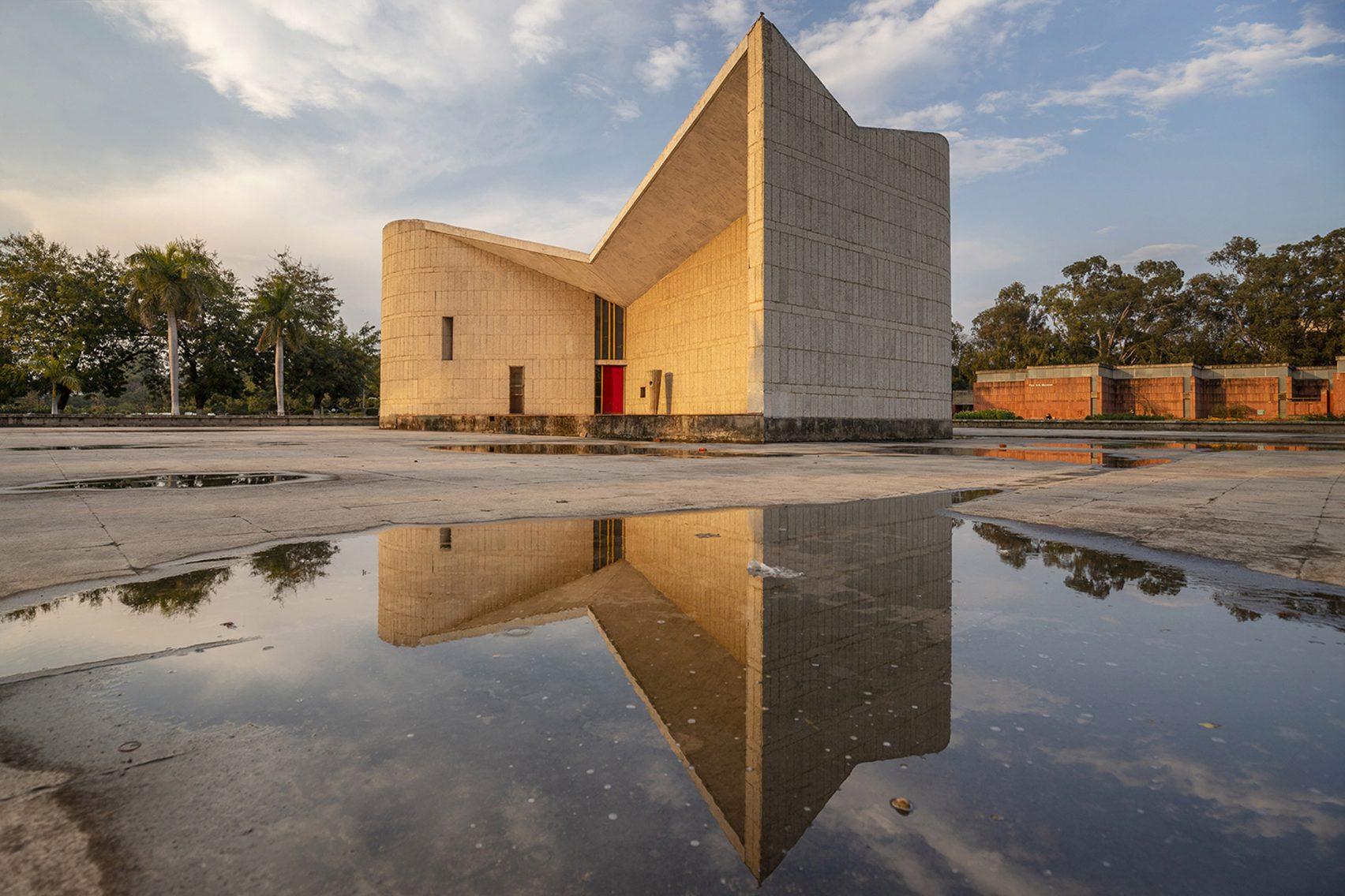 Kota Warisan Dunia di India Dirancang Arsitek Prancis