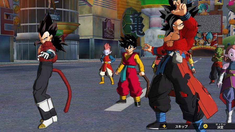 Bandai Bawa Game Dragon Ball Bergaya Card Battle