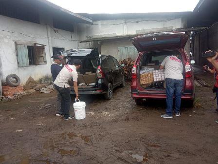 Geledah Pabrik Mi Soun Polisi Temukan Adonan Tercampur Kecoa