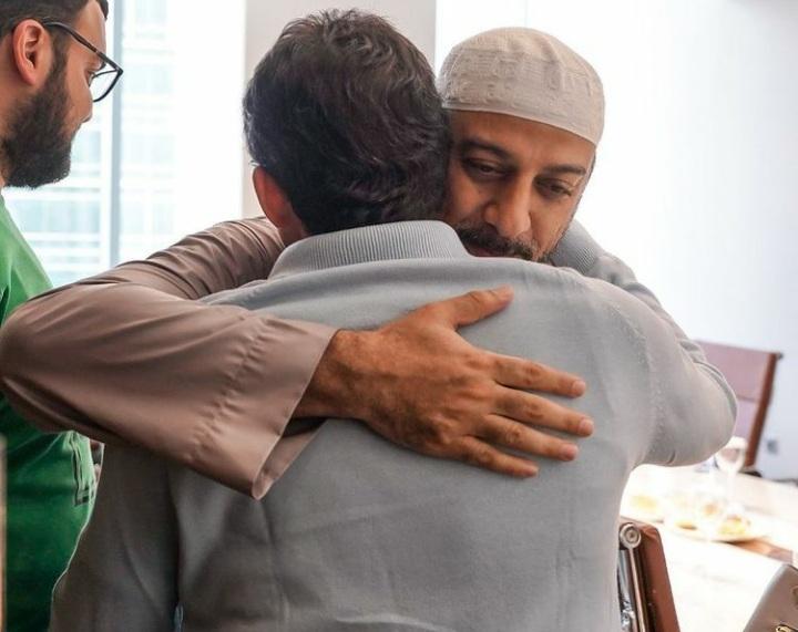 Doa Sandiaga Uno untuk Syekh Ali Jaber