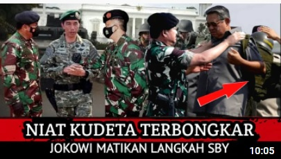 [Cek Fakta] Jokowi Bongkar Rencana Kudeta SBY? Ini Faktanya